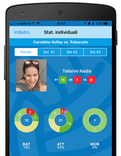 app classifiche